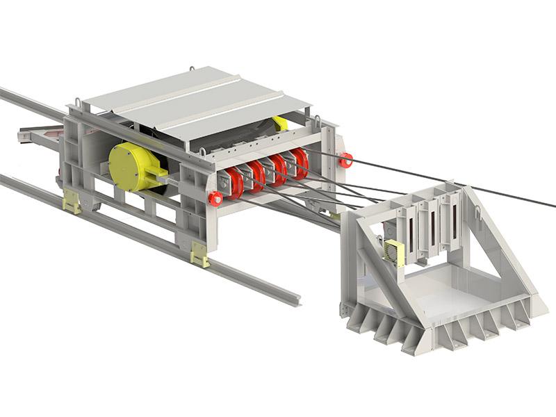 Ленточные конвейеры передвигающиеся по рельсам конвейер bosch